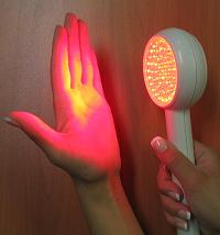 LED therapy - light therapy