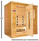 Infrared Saunas for Indepth Healing